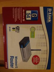 D-Link Di-524 Wireless G Router