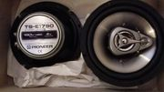 4 Lautsprecher - Pioneer TSE1790 - 3-Wege