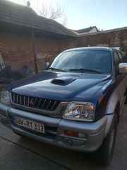 Mitsubishi L200 zu verkaufen