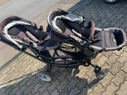 Geschwisterwagen Zwillingskinderwagen