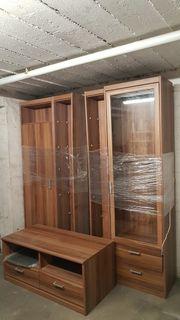Wohnzimmer TV Wohnwand