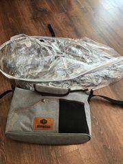 Tasche und Regenschutz Kinderwagen Buggy
