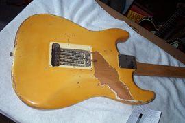 FENDER orig 1969 USA STRATOCASTER: Kleinanzeigen aus Dortmund Mitte - Rubrik Gitarren/-zubehör