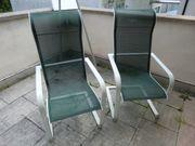 Gartenstühle hochwertig und wetterfest Farbe
