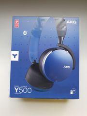 Kopfhörer AKgG Y500 wireless neu
