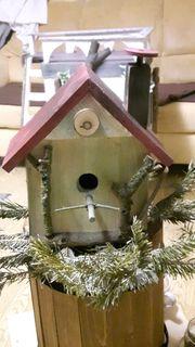 Vogelhäuschen Nistkasten