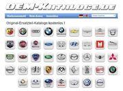 Kostenloser Ersatzteilkatalog für Ihren BMW