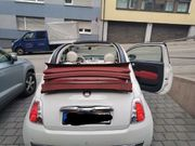 Fiat 500 c Automatik zu