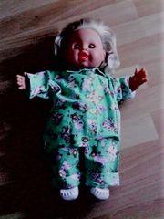 Max Zapf Baby Puppe mit