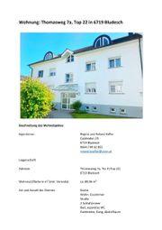 Mietwohnung ca 90m2 in Bludesch