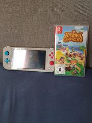 Nintendo Switch Lite Zacian Zamazenta
