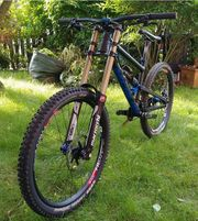 Nicolai ION 20 Downhill Bike