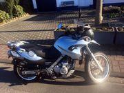 BMW F 650 GS Motorrad