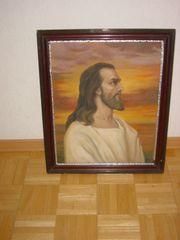 Denkende Jesus von Nazareth -Ölbild