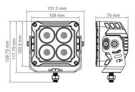 Nutzfahrzeug-Teile, Zubehör - 83 Watt LED Arbeitsscheinwerfer Edition