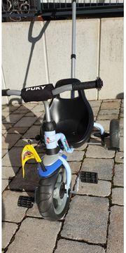 Kinder-Dreirad von Puky