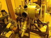 Uhv Vakuum Kammer - Mühle 320