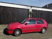 Fahrbereiten VW Golf mit AHK