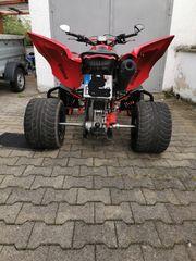 Raptor 700r SE 2019er Modell