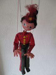 Marionette Zauberer sehr guter Zustand