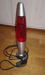 Wasserspiel Licht rot