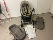 TEUTONIA Kinderwagen - freiwillige Spende
