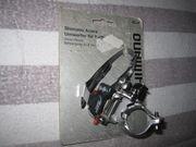 Shimano ACERA 3fach Umwerfer -Neu