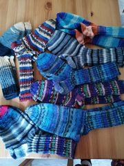 Stricksocken Wollsocken Socken verschiedene Größen