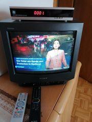 Fernseher klein