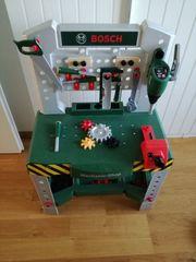 Bosch Werkbank für Kinder