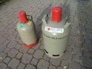 Gasflaschen 2 Stück leer