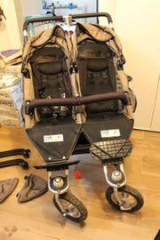 TFK Twinner Twist duo Kinderwagen