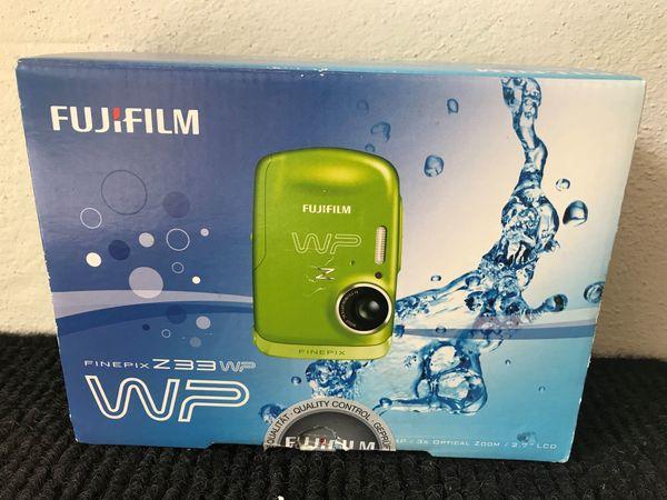 Fujifilm Unterwasser Digitalkamera UW Cam