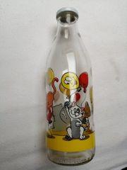 Flasche neu Katzen Luftballons 1L