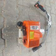 Stihl FS 160 als Teileträger