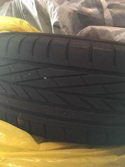 4 Reifen mit Felgen 195