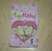 Lillebi Memo Kinder Memory Legespiel