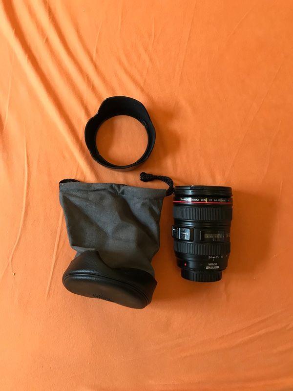 Canon DSLR Spiegelreflex Ausrüstung abzugeben