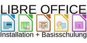 LIBRE OFFICE Installation Grundeinweisung