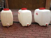 Wasser- Getränkefass 150 Liter neuwertig