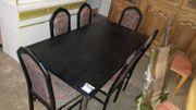 Esstisch mit 6 Stühlen - H271116