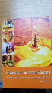 Kochbuch lebensnotwendige Öle