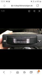 CD WECHSEL BMW E60