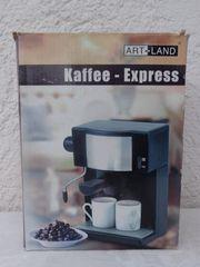 Kaffeemaschine ART - LAND für 2