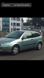 Ford Focus MK1 ideal als