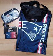 New England Patriots Fan Paket