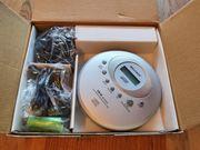 Verkaufe unbenutzten tragbaren CD-Spieler
