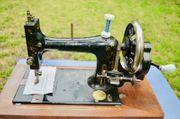 Alte aber brauchbare Nähmaschine