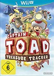 Nintendo WiiU Spiel - Captain Toad