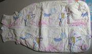 Kinderschlafsack Babyschlafsack Schalfsack Länge 110cm